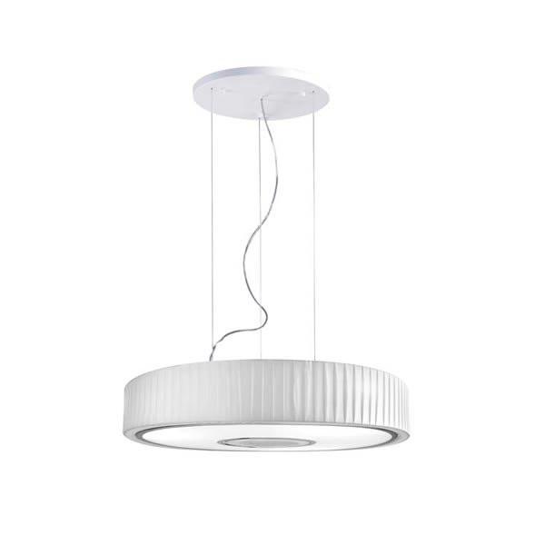 Luminaires chambre design SPIN Blanc, H14cm LEDS-C4