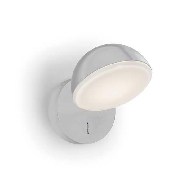 Luminaires entrée TALK Blanc, H15,2cm LEDS-C4