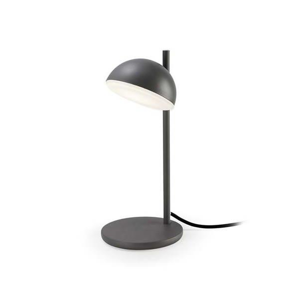 Luminaires chambre design TALK Noir, H35cm LEDS-C4