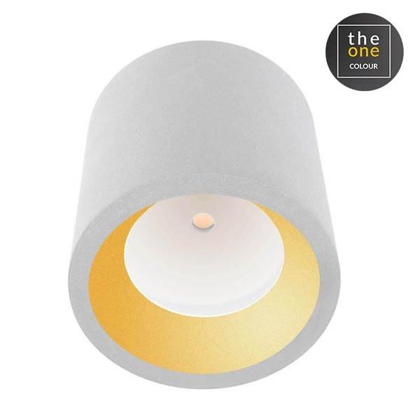 Luminaires de jardin design COSMOS Blanc H13,2cm LEDS-C4