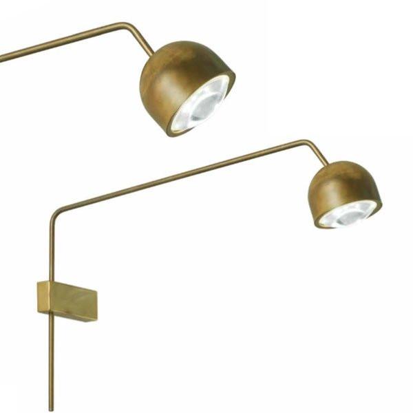 Luminaires entrée PIX, H30cm SILLUX