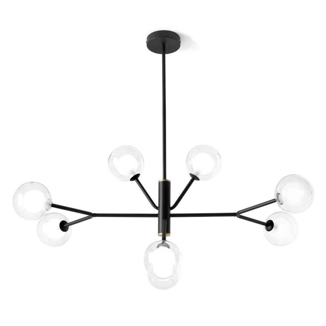 Luminaires cuisine design COSMOS, H44cm MILOOX