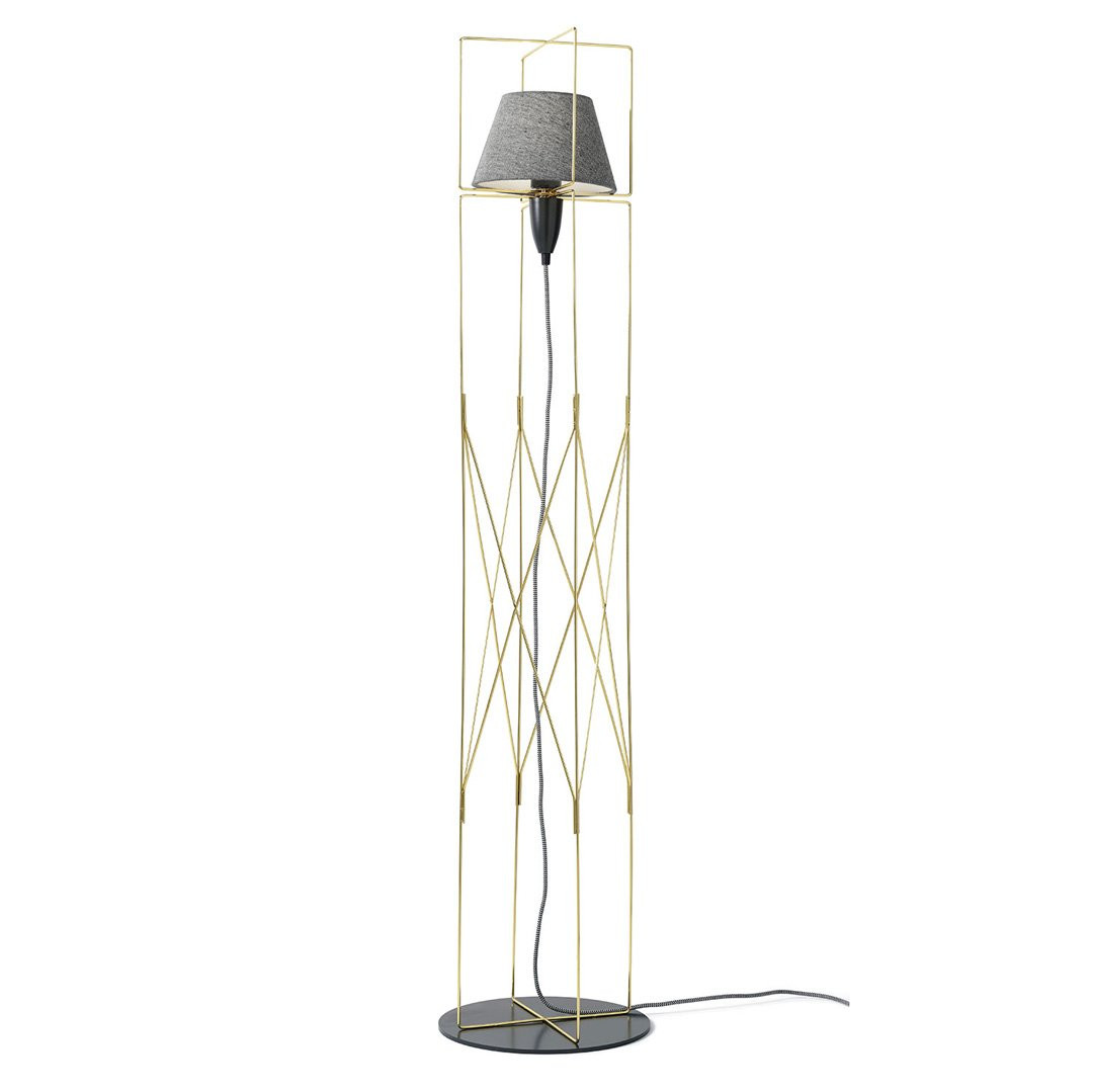 Luminaires chambre design KENGO, H141.5cm MILOOX