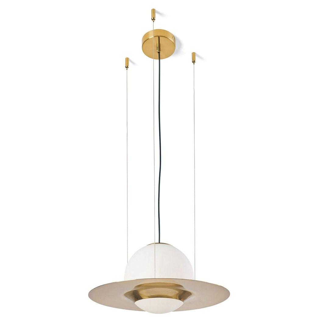 Luminaires salon design CHAPEAU, H25cm MILOOX