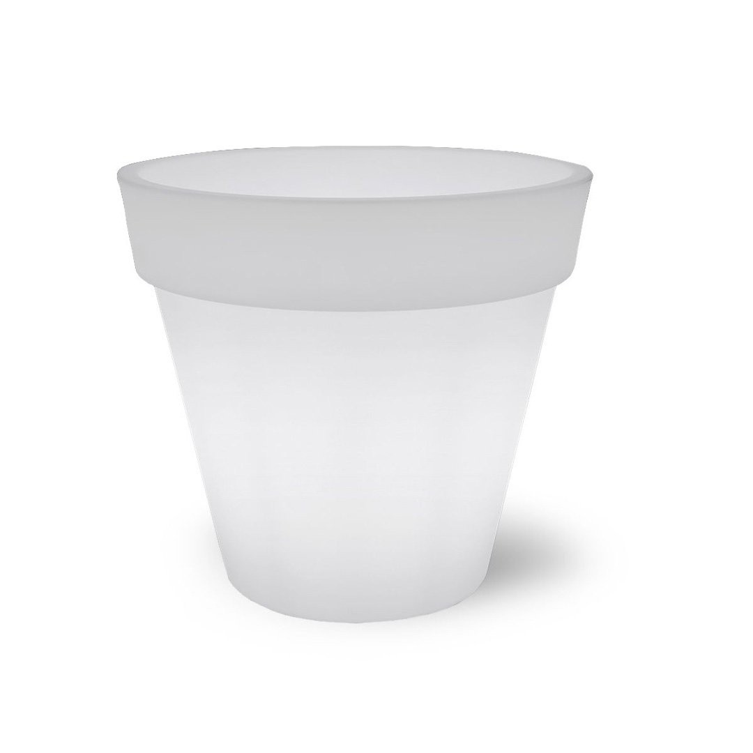 Pots lumineux & Pots design EASY, Ø80cm LYXO DESIGN