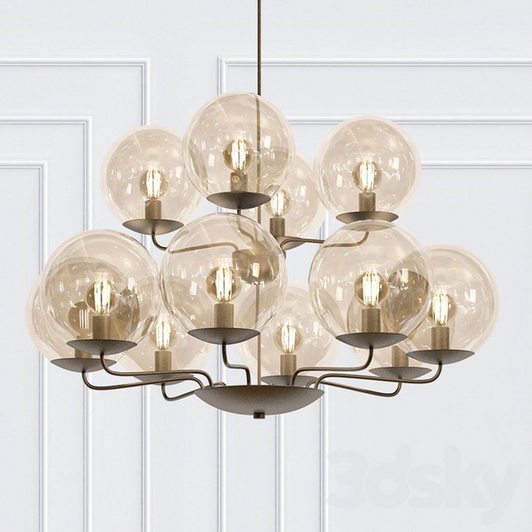 Luminaires salon design BALLROOM ILFARI