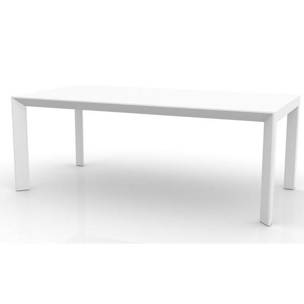 Table design & lumineuse - Table haute FRAME, L200cm VONDOM