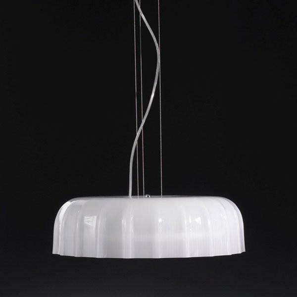 Luminaires salon design BIG CAP, H11cm SELENE