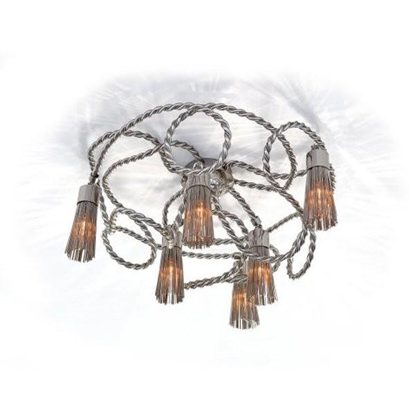 Luminaires entrée SULTANS OF SWING Nickel, H35cm BRAND VAN EGMOND
