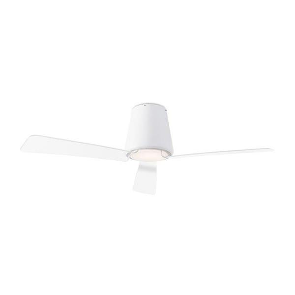 Ventilateurs plafond design GARBÍ Blanc, H31cm LEDS-C4