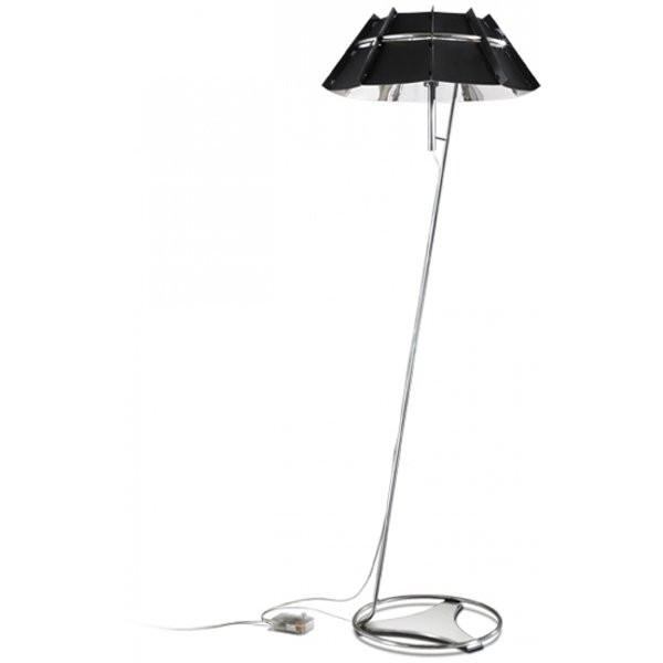 Luminaires chambre design CHAPEAU Noir, H170cm SLAMP
