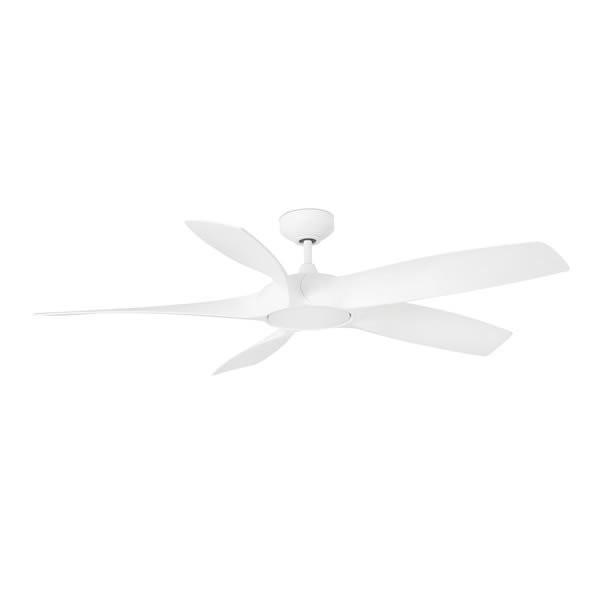 Ventilateurs plafond design COCO Blanc, H50cm FARO