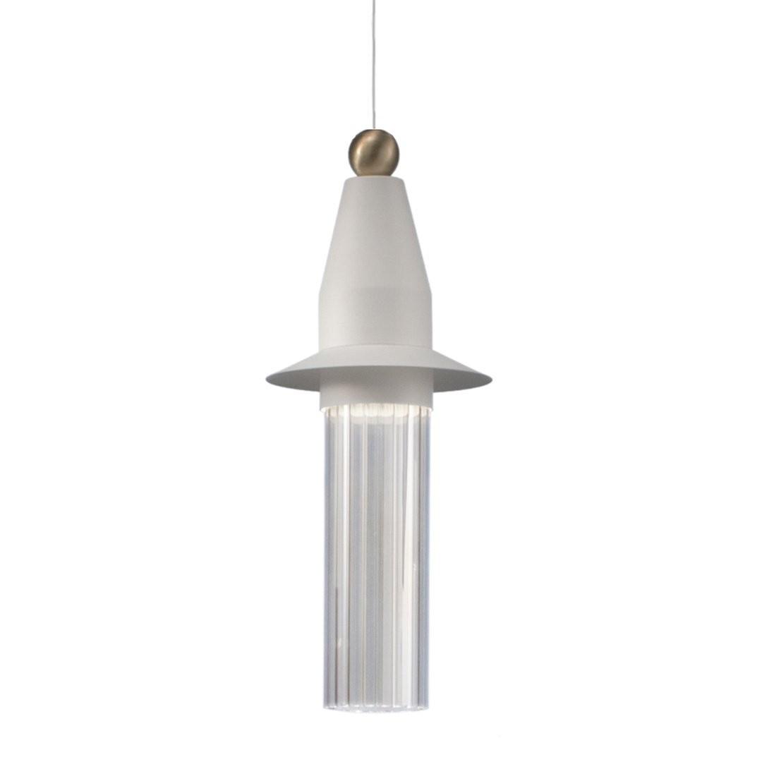 Luminaires salon design NAPPE N5, H40cm MASIERO