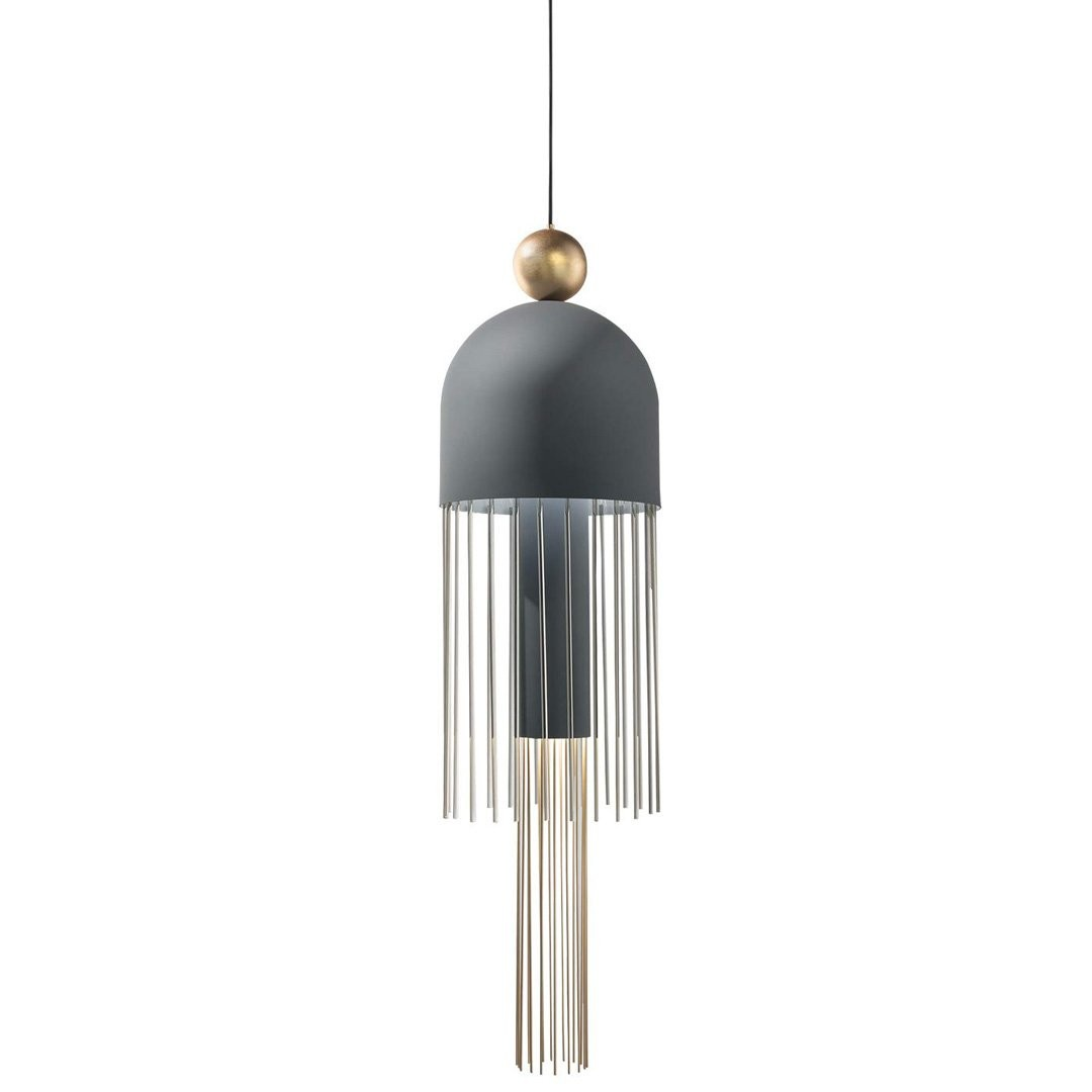 Luminaires chambre design NAPPE XL2, H135cm MASIERO
