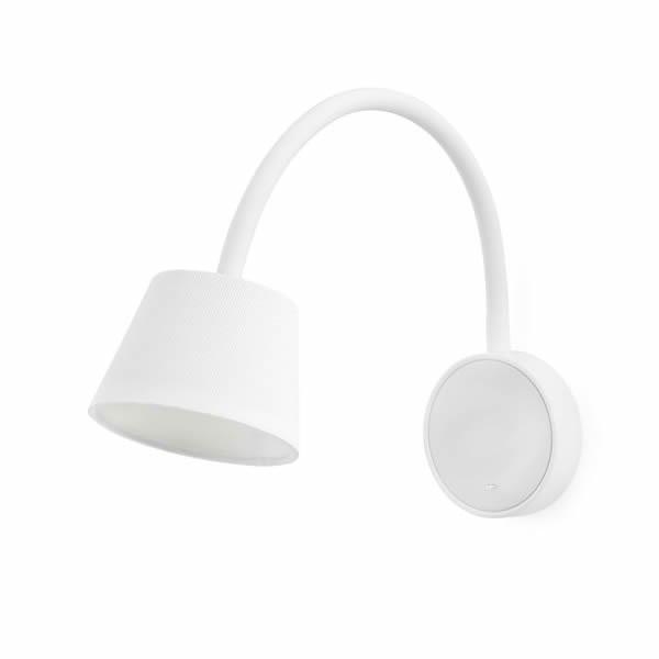 Luminaires chambre design BLOME, H18.8cm FARO