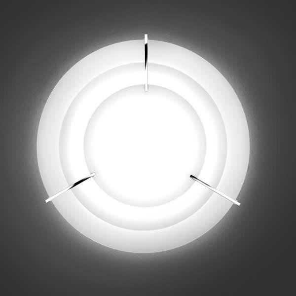 Luminaires chambre design ESCALA Blanc MILAN ILUMINACION