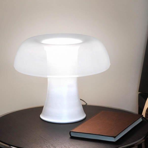 Luminaires chambre design AMELIA Blanc, H22.2cm MILAN ILUMINACION