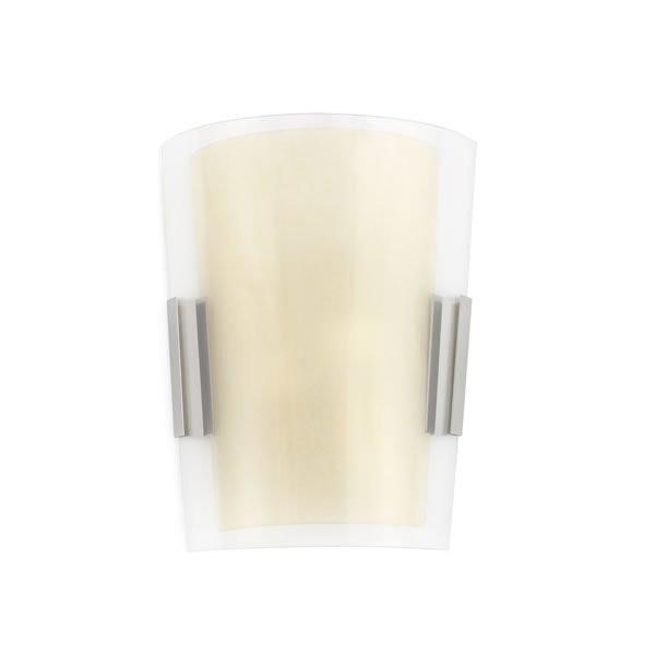 Luminaires entrée TWIN Crème, H27cm FARO