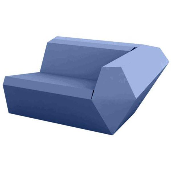 Canapé Design & Lumineux - Sofa FAZ, H70cm VONDOM