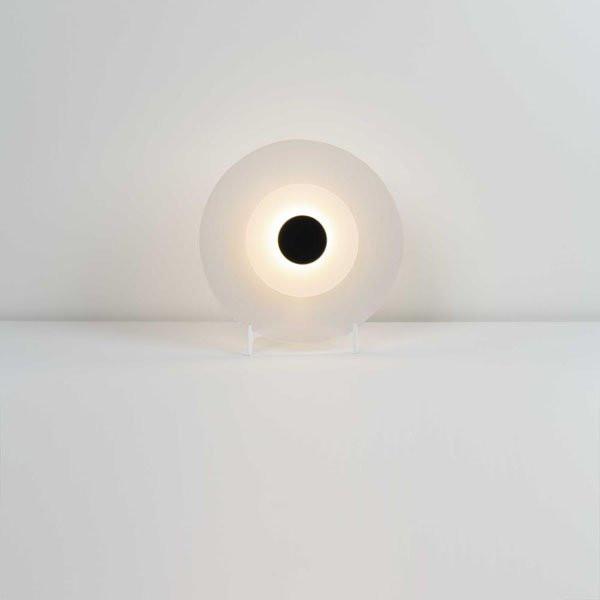Luminaires chambre design HALOS Blanc, H38.2cm MILAN ILUMINACION