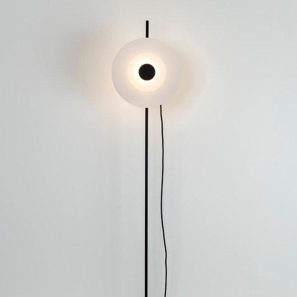 Suspensions plafonniers de luxe HALOS Blanc, H175.7cm MILAN ILUMINACION