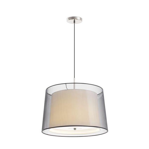 Luminaires salon design SABA Crème, H50cm FARO
