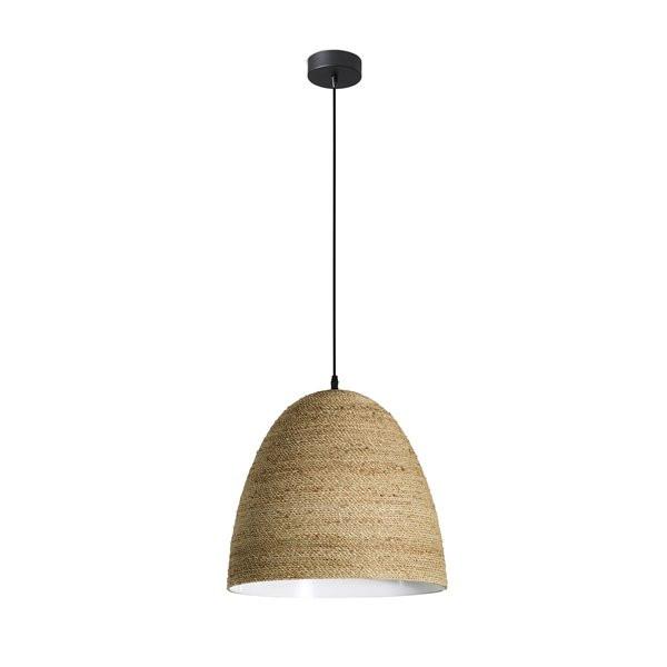 Luminaires salon design LIANA Marron, H40cm FARO