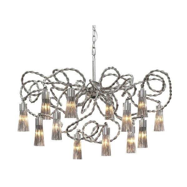 Luminaires entrée SULTANS OF SWING ROND, Nickel BRAND VAN EGMOND