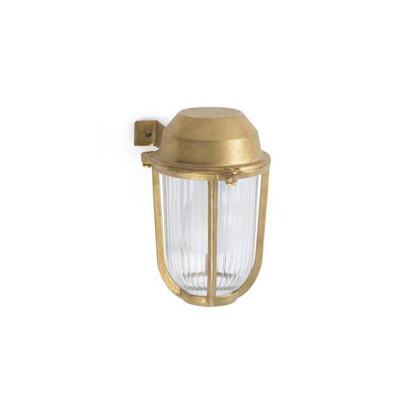Luminaires de jardin design BORDA Laiton, H18cm FARO