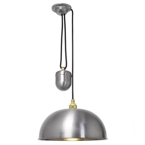 Luminaires chambre design DOME CONTREPOIDS, H18.5cm BTC
