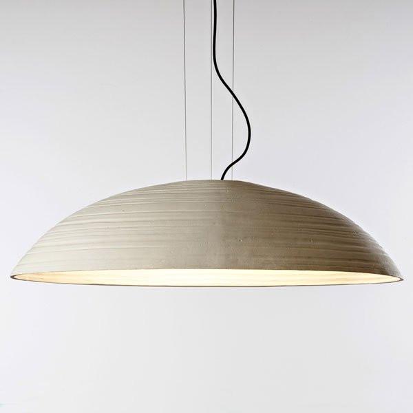 Luminaires salon design NOTORIUS, H23cm TOSCOT