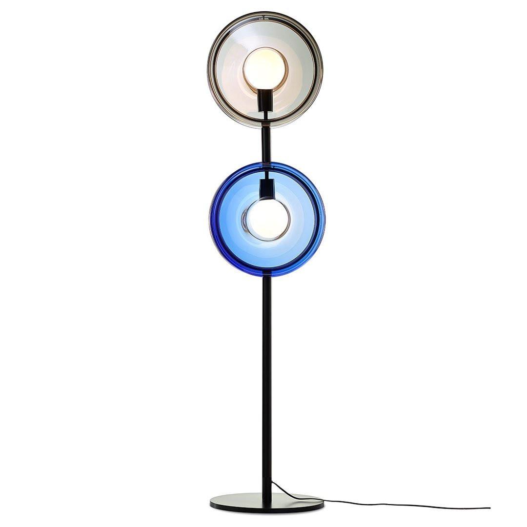 Luminaires chambre design ORBITAL, H154cm BOMMA
