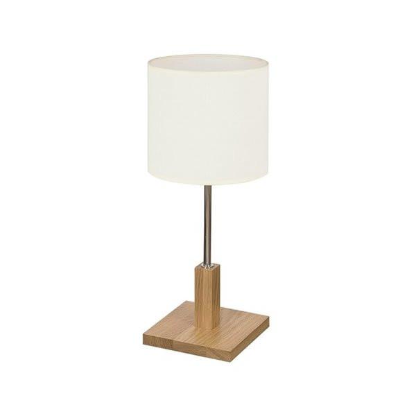lampes à poser en bois ACACIA Beige, H44cm BROSSIER SADERNE
