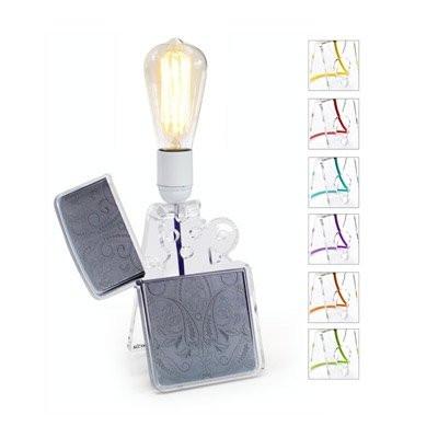 Nos Idées cadeaux de Noël  FUNNY Transparent, H25cm ACRILA