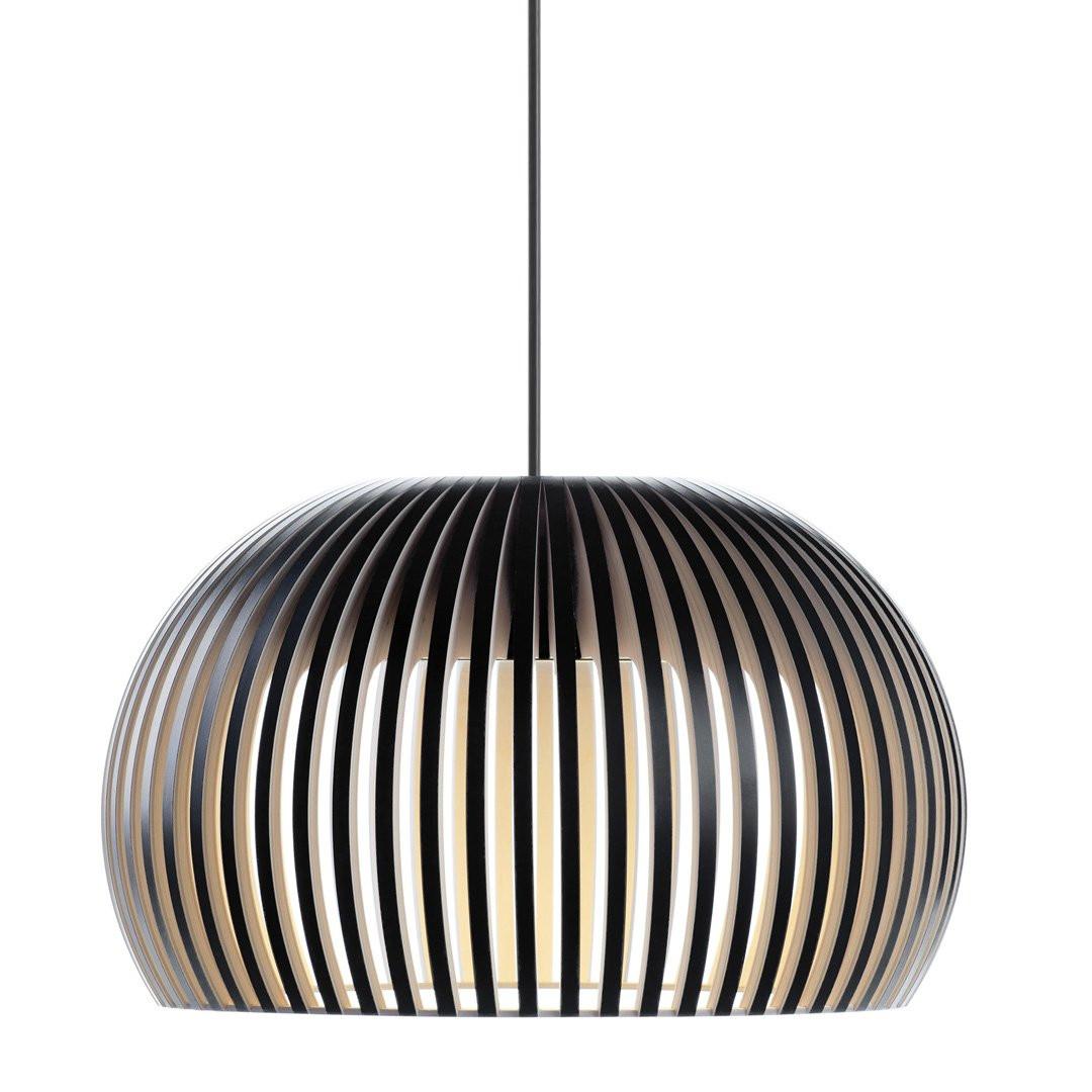 Luminaires chambre design ATTO 5000, H21cm SECTO