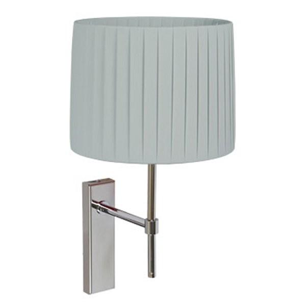 Luminaires chambre design GALLA Gris, H43.5cm BROSSIER SADERNE