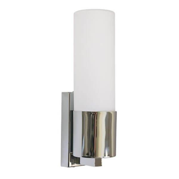 Appliques salle de bain SCAREL Blanc, H27cm BROSSIER SADERNE