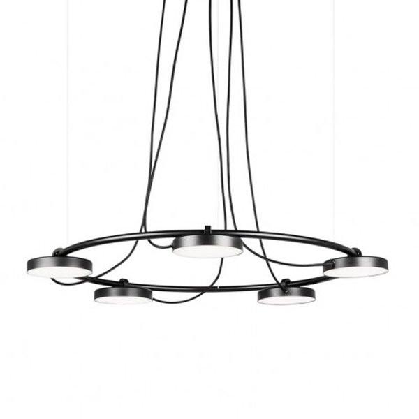 Luminaires salon design ARO Noir, O87.3cm ESTILUZ Design