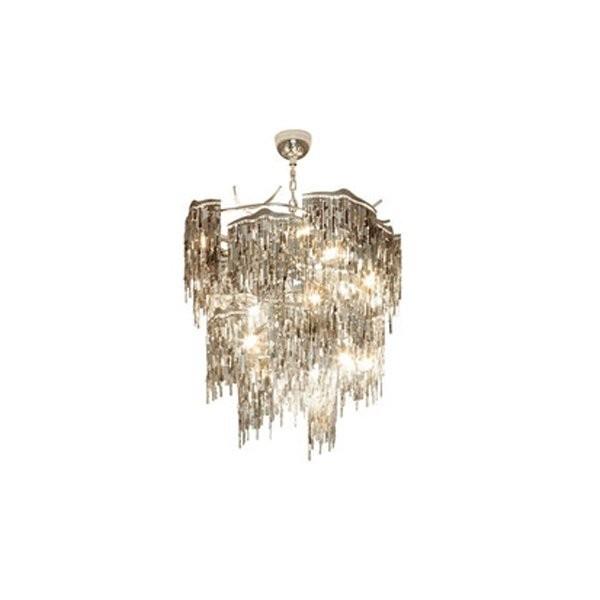 Luminaires entrée ARTHUR CONIQUE, Nickel BRAND VAN EGMOND