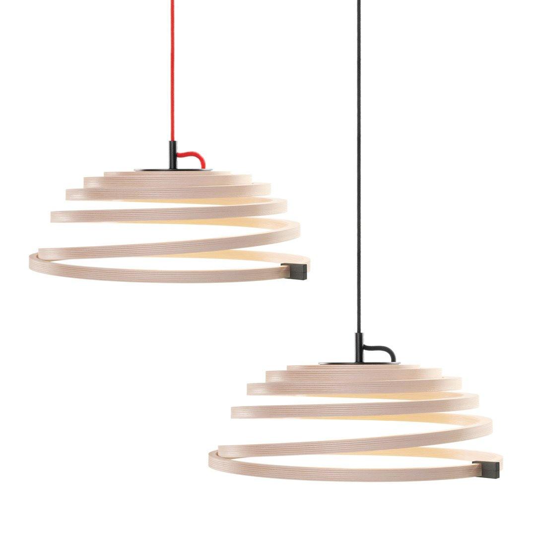 Luminaires chambre design ASPIRO 8000, Ø50cm SECTO
