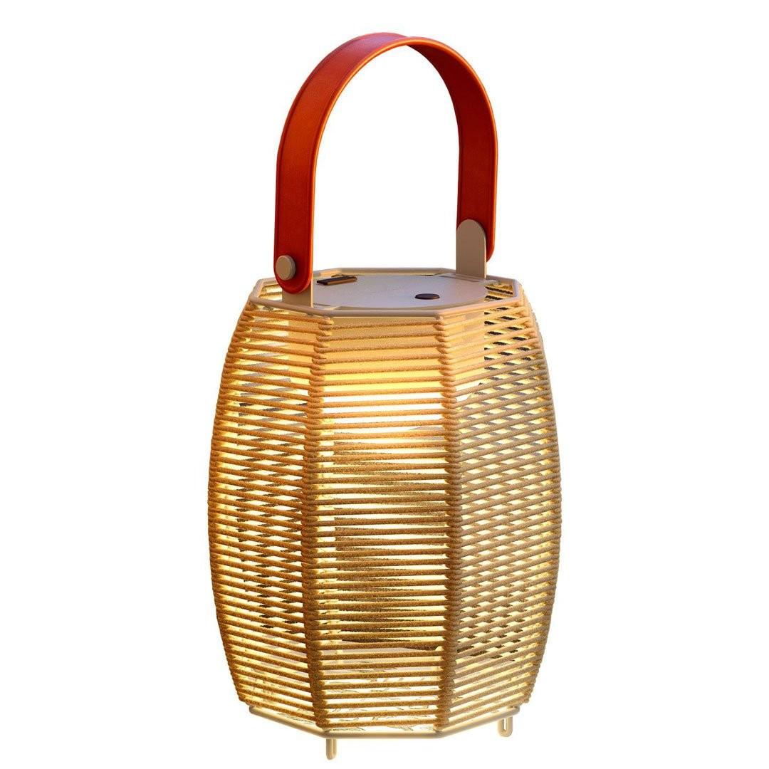 Lampes à poser sans fil TANIT, H18.5cm BOVER