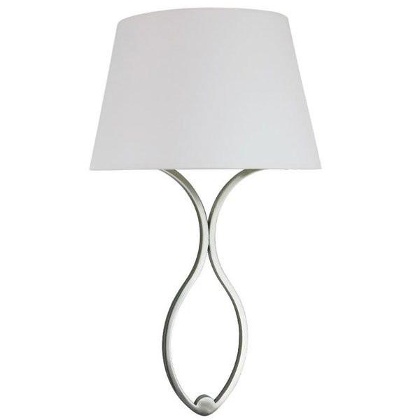Luminaires chambre design AQUA Blanc, H56.5cm BROSSIER SADERNE