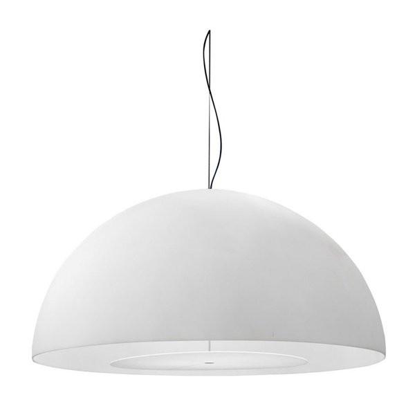 Luminaires entrée AVICO Blanc, O120cm FONTANA ARTE
