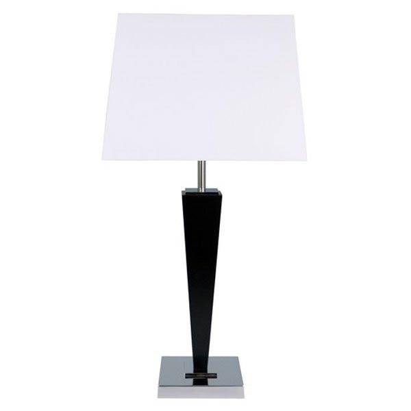 Luminaires chambre design CARLA Blanc, H56cm BROSSIER SADERNE