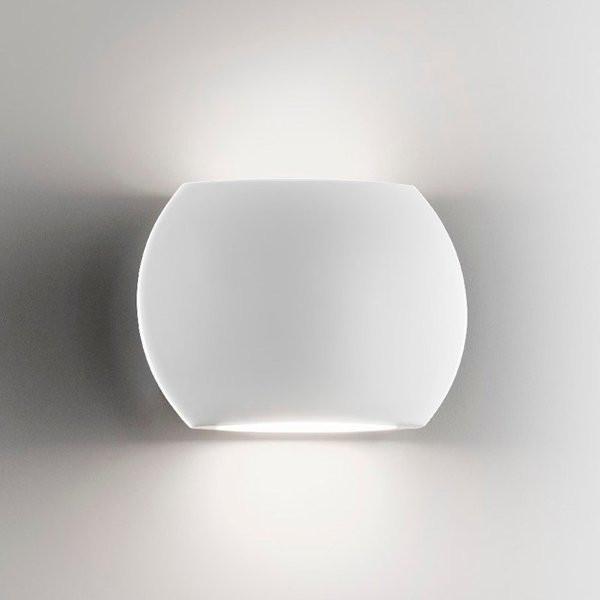 Appliques salle de bain CLARETTA, H10cm ZAFFERANO / AI LATI