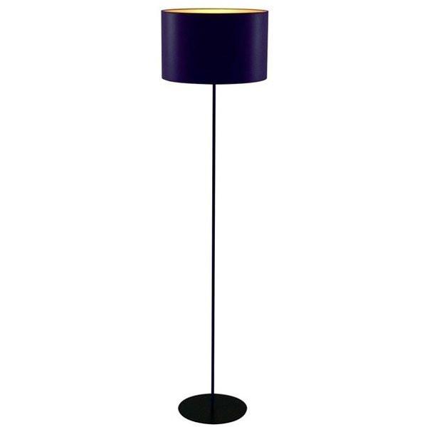 Lampadaires noirs FOLDER Violet, H167.5cm BROSSIER SADERNE