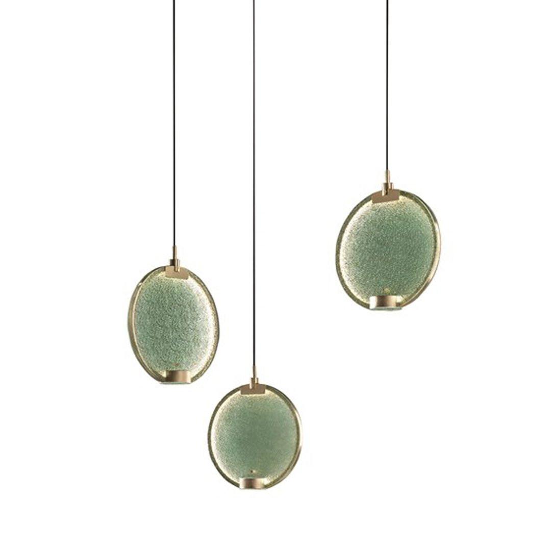 Luminaires salon design HORO, Ø30cm MASIERO