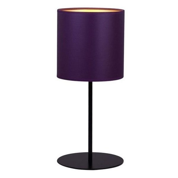 Luminaires chambre design KARMEN Violet, H45.5cm BROSSIER SADERNE