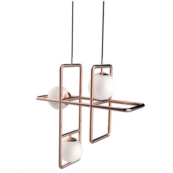 Luminaires salon design LINK I, H100cm UTU SOULFUL LIGHTING