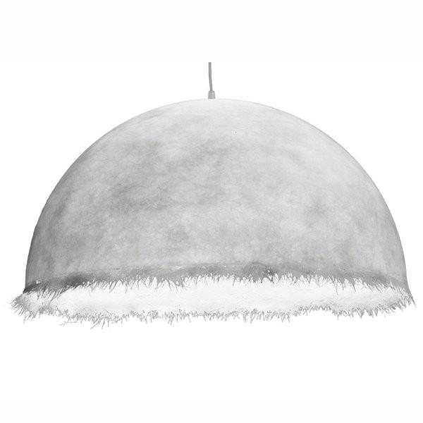 Luminaires salon design PLANCTON, Blanc KARMAN